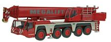 NZG 730-04 Terex-Demag 5-axle AC200-1 Mobile Crane Megalift 1/50 Brand-new MIB