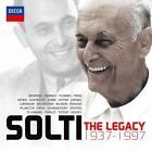 Solti-The Legacy 1937-1997 von Tebaldi,Roho,Solti,Kiri Te Kanawa (Sopran),Domingo (2012)
