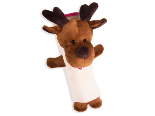 Comfort 4Kids Child Safety Car Cover Seat Belt Pads Animal Design Soft plush