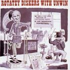 Rotatey Diskers With - Unwin Stanley 2007 CD