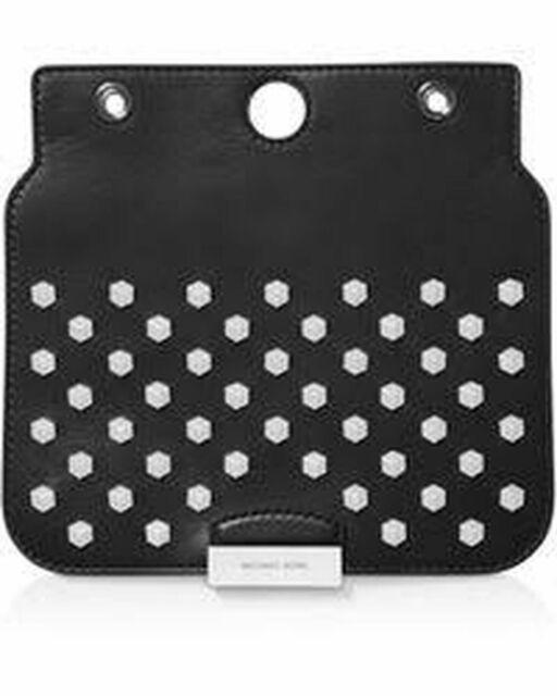 Michael Kors Studio Sloan Select Medium Shoulder Flap Black