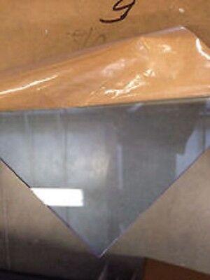 "Blue Fluorescent Acrylic Plexiglass sheet 1//8/"" x 24/"" x 24/"""