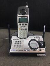 2 panasonic kx tga542s 5 8 ghz phone handset kx tg5432 kx tg5434 kx rh ebay com