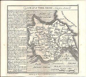 Antique-map-Yorkshire