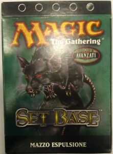 Deck-Set-Base-Octave-Edition-Ejection-USED-MTG-MAGIC-Italiano