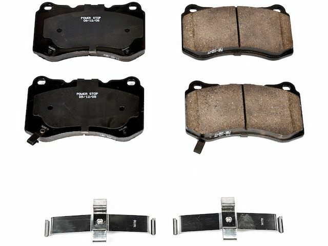 For 2004-2008 Acura TL Disc Brake Pad and Hardware Kit ...