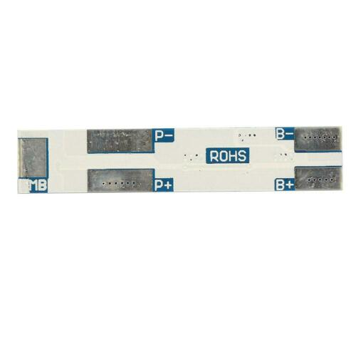 2S 5A Lithium Battery Protection Board Polymer Charge Discharge Protection BMS