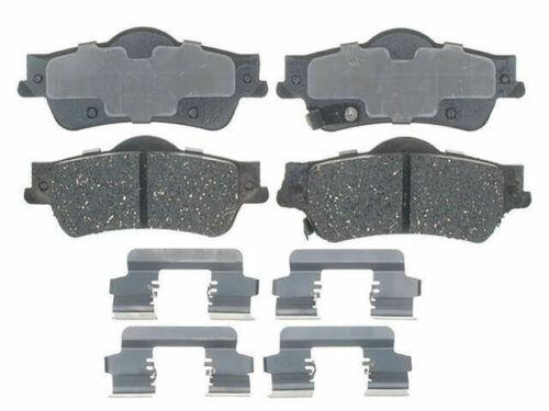 Rear Brake Pad Set For 08-09 11-17 Chevy Pontiac Caprice SS G8 Base GT NZ79X8