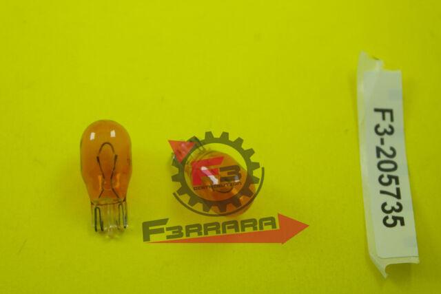 F3-22205735 Lamp Bulb 12V 21W all Glass T13 ORANGE (C10) 1 PC