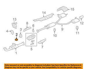 Remarkable Acura Honda Oem 18212 Sa7 003 Exhaust Pipe To Manifold Gasket Ebay Wiring Database Wedabyuccorg