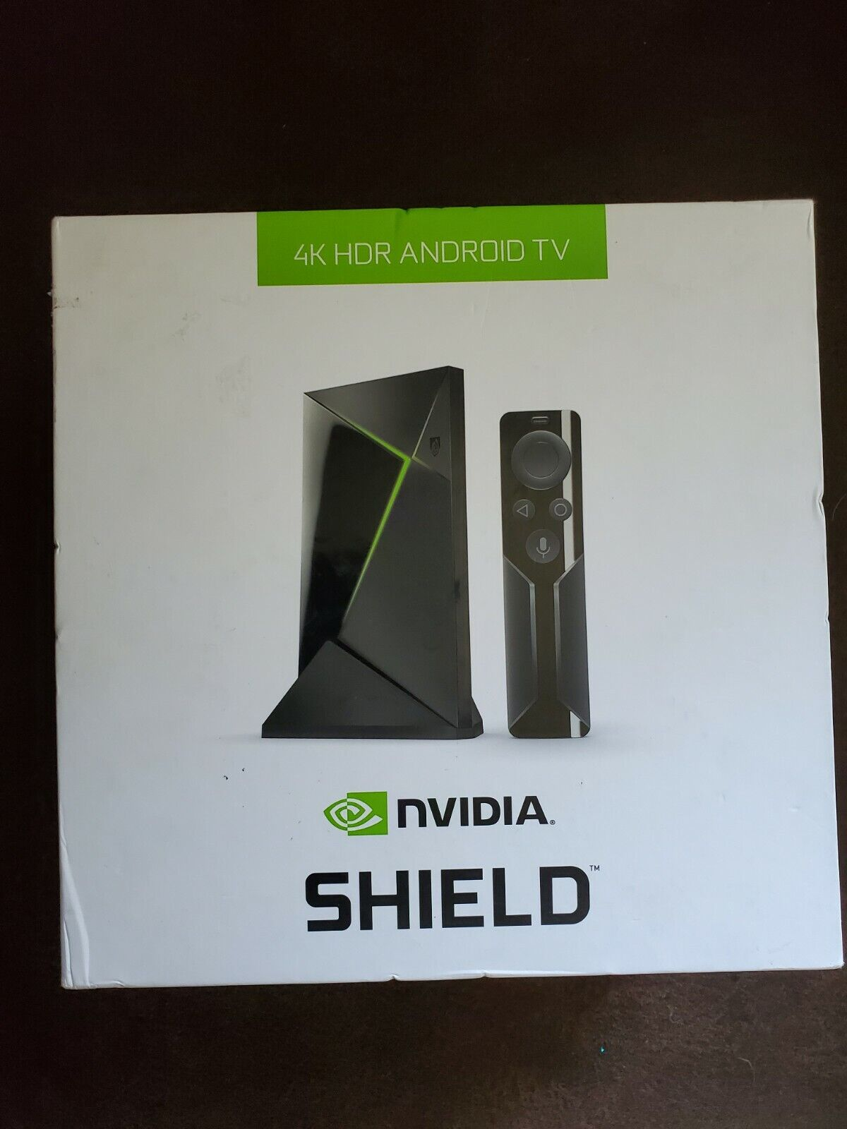NVIDIA - SHIELD Android TV Pro - 16GB - 4K HDR Streaming Media Player✅NEW✅SEALED 16gb android hdr media nvidia pro shield streaming