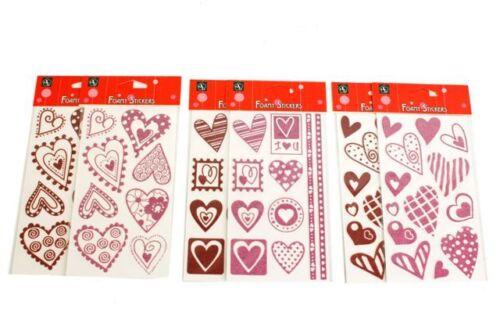 Craft Stickers cr0426 Scrap booking Embellissements Fabrication Carte livraison gratuite neuf