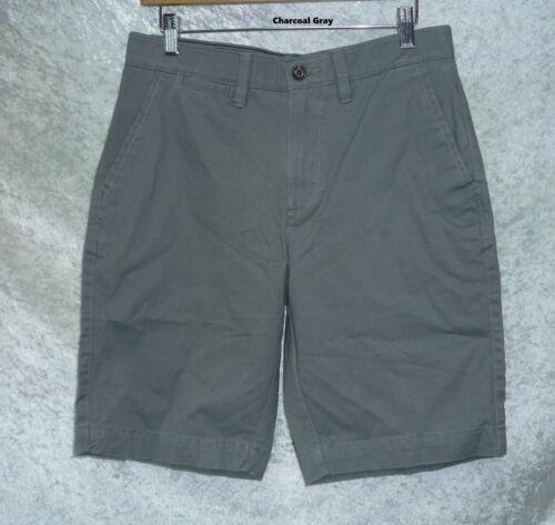 NEW Men/'s SONOMA FlexWear Chino Shorts Flat size 30 34 38 40