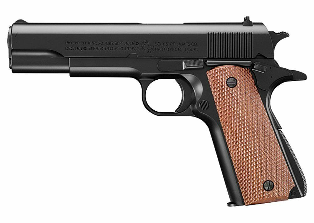 TOKYO MARUI ■No.25 Colt Government HG Air HOP BB (0.25g) JAPAN