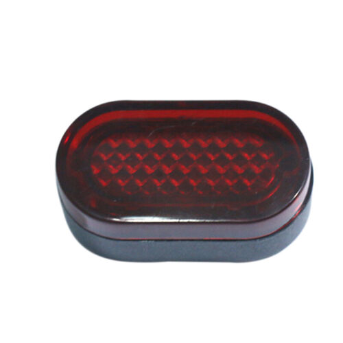 Electric Scooter Taillights Led Rear Fender Lampshade Brake Rear Lamp Sh Z5U8 1X