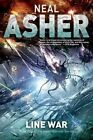 Line War: The Fifth Agent Cormac Novel by Neal Asher (Paperback / softback, 2014)