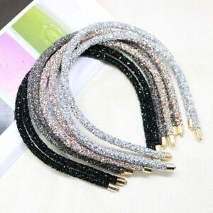 Bling-Rhinestone-Crystal-Women-Girls-Headband-Hair-Accessories-Fashion-Headwear
