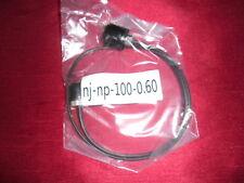 N-Type Plug male to N Jack female RFCable  0.6m for wifi link p/n nj-np-100-0.60