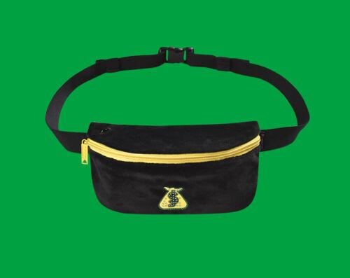 Bumbag x SHAKE JUNT Pouch Black Hip Pack Skate Messenger Bum Bag Waist Pack