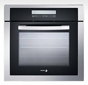Fagor 6ha200tdx 24 Inch European Convection Oven With Lcd