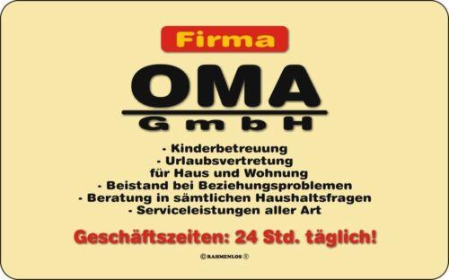 """Original RAHMENLOS® Schneidebrettchen Frühstücksbrettchen /"""" Oma GmbH /""""  #7261"""