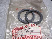 KAWASAKI NOS FORK COVER DAMPER SET G4 G5 KE100     44045-037