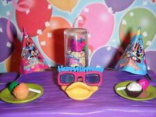 Rement Mickey Mouse Donald Duck Sunglasses Lot Fits Fisher Price Dollhouse Dolls