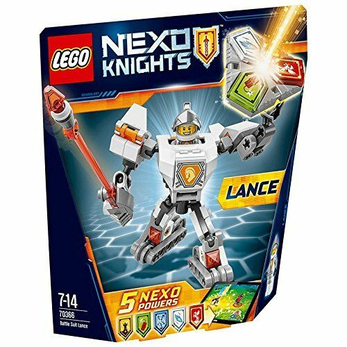 DISCO - 70366 LEGO Nexo Knights Battle Suit Lance