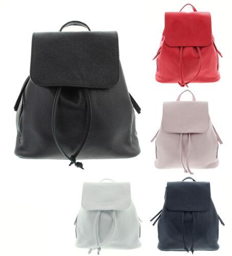 Backpack Io mio Lichtgewicht damesrugzak City io dameslederen Daypack Nn0vm8w