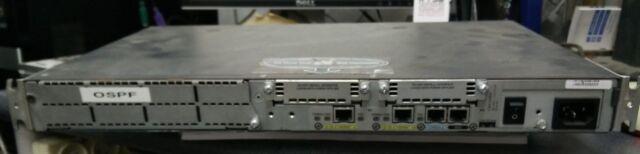 Cisco 2600 Series CISCO2621 Multiservice 10/100 Modular Access Router see SH VER
