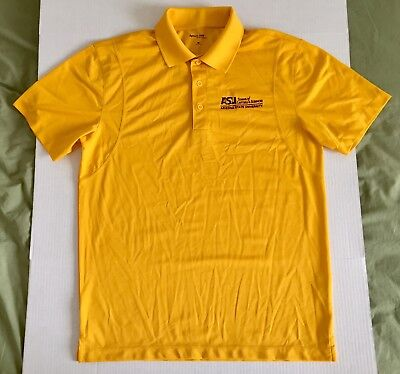 Sport Tek Ncaa Arizona State Asu Sun Devils Golf Polo Rugby Shirt Mens Sz Medium Ebay Its massive competition with huge viewership around the world, according to some statistics its the 3rd most watched international competition only behind olympics and fifa world cup. ebay