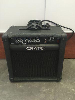 Guitar Amplifier Crate GT-15 15Watts Amp