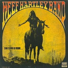 THE KEEF HARTLEY BAND The Time Is Near Vinyl LP US Deram DES 18047 1970 1st