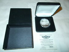 Harley Davidson Employee 2003 100th Anniversary Sterling Silver Coin With Box