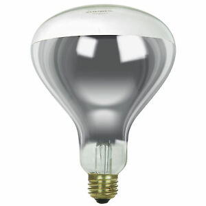 light bulbs see more sunlite incandescent 250 watt r40 heat lamp 20. Black Bedroom Furniture Sets. Home Design Ideas