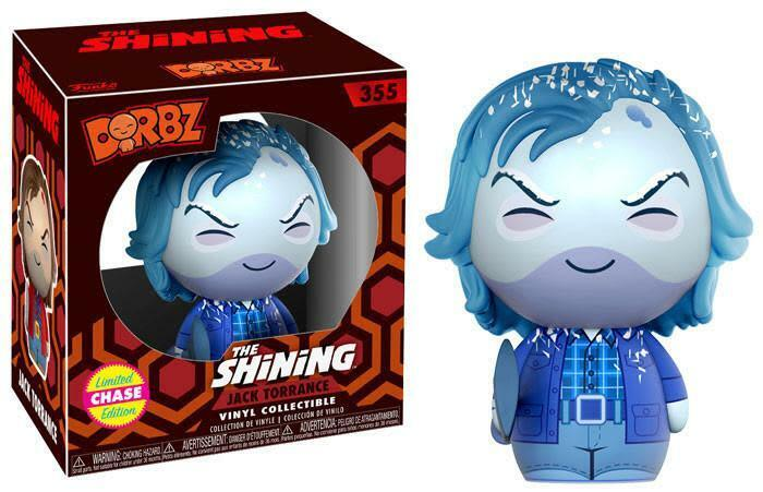 Funko Dorbz 355 Horror 15032 The Shining Jack Torrance Chase