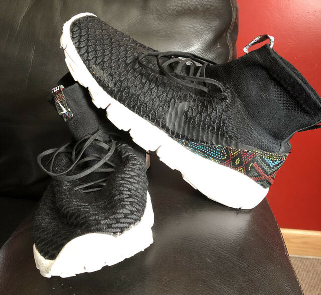 VNDS NIKE Air Footscape Magista Flyknit BHM Black History Month Shoes Mens 15