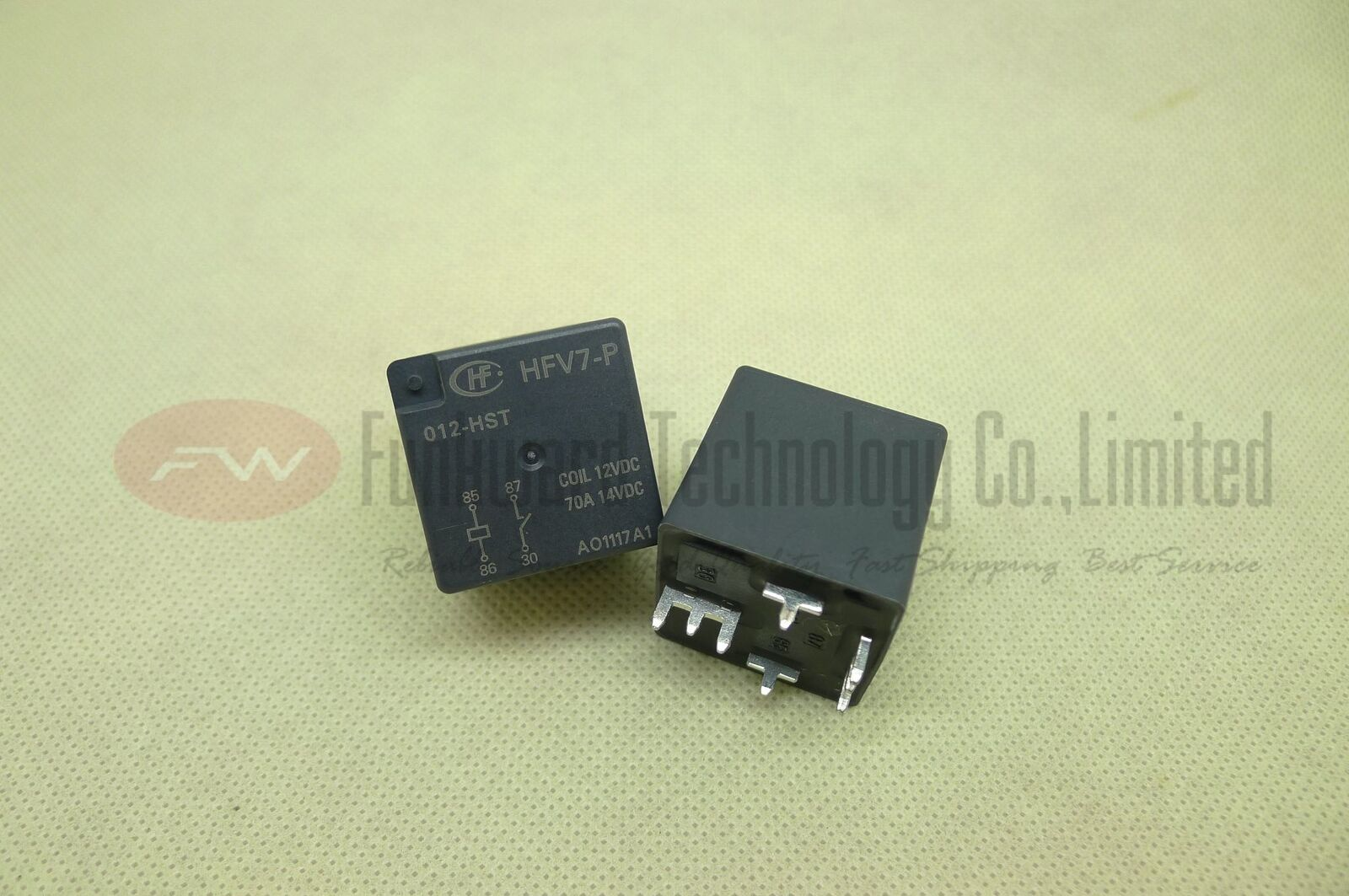 Hfv7 P 012 Ht Terminal Automotive Relay 12vdc 70a X 10pcs Ebay Spst Reed 5vdc Coil Norton Secured Powered By Verisign