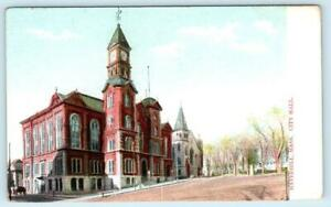 City Hall in Haverhill, Massachusetts Vintage Collectible