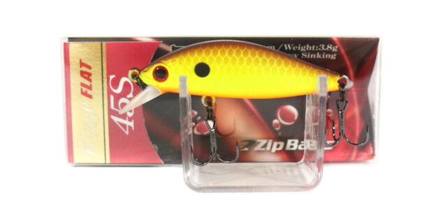 ZIPBAITS Rigge Flat Heavy 45s Sinking Lure 328-9391 for sale online