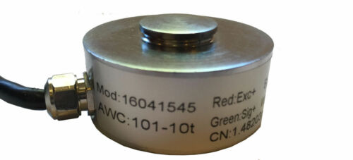 Pan cake load cell , capacity 10000kg 10t