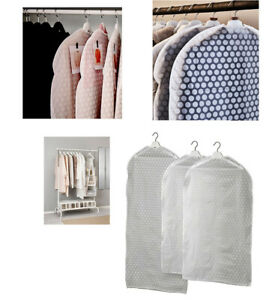 Garment Bags Pluring Organizer 3 Pk