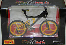 New Tour de Maisto 1:12 Die Cast Metal Porsche Bike FS Evolution Bicycle Mini