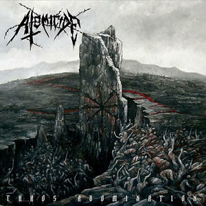 Atomicide-039-Chaos-Abomination-039-Digipak-CD-Death-Thrash-War-Metal-Chile-NEW