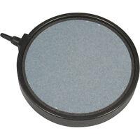 5 Diameter Plate Bubble Airstone For Ponds Or Aquarium Fishtank