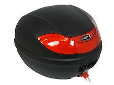 Kymco MXU 50 Quad ATV Koffer Abnehmbares Topcase TC08RR Platz für 1 Helm