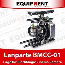 Lanparte BMCC-01 Cage / Käfig / Rig für BlackMagic Cinema Camera (BMCC) EQC51
