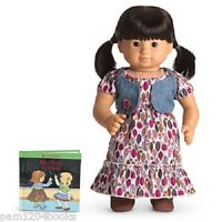 American Girl Bitty Twin Prairie Dress Outfit Retired Doll Not Included Baby