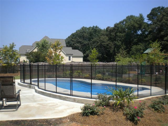 SWIMMING POOL FENCE BABY FENCES SAFETY FENCE 5.49
