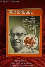 Der Spiegel 31/61 26.7.1961Motoren Erfinder Felix Wankel
